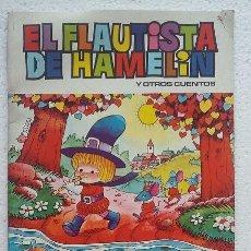 Tebeos: LLUVIA DE ESTRELLAS: EL FLAUTISTA DE HAMELIN. EDITORIAL BRUGUERA 1981. Lote 99253755