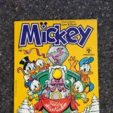 BDs: MICKEY Nº 4 - EDITORIAL PRIMAVERA - PERFECTO ESTADO. Lote 99452331