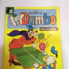 Tebeos: DUMBO - NUM 22 - ED. MONTENA- 1980. Lote 100486104