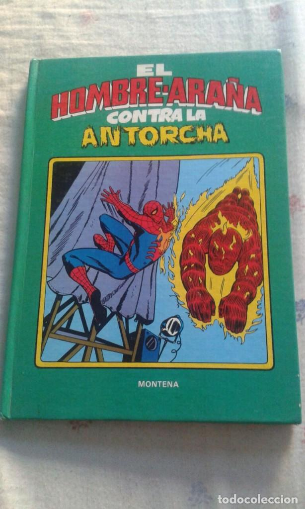 Tebeos: SPIDERMAN Y ANTORCHA EDITORIAL MONTENA 1981 - Foto 1 - 101371399