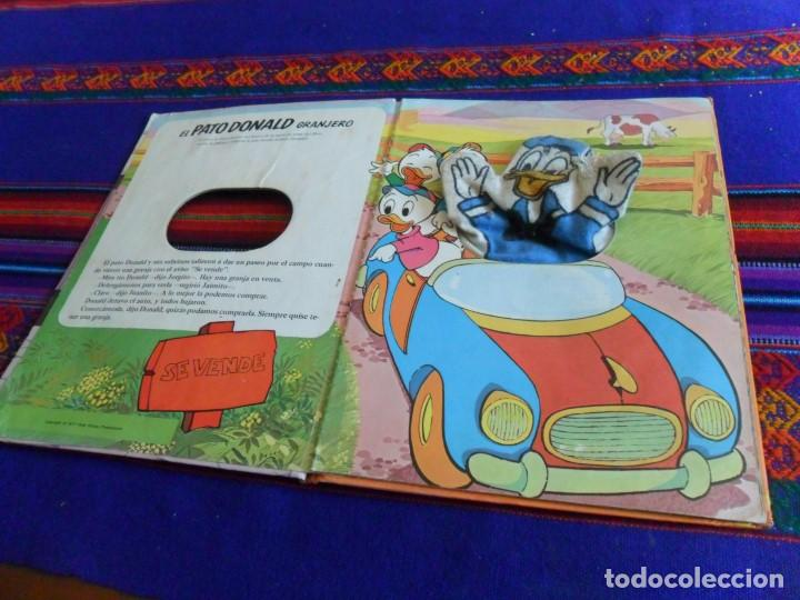 Tebeos: MICKEY MOUSE TIRAS PERIODÍSTICAS 1948, PATO DONALD GRANJERO MARIONETA. - Foto 3 - 102604995