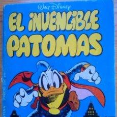 Tebeos - EL INVENCIBLE PATOMAS. MONTENA.1984. - 142662612