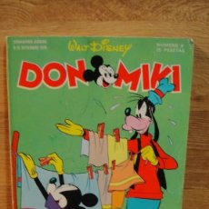 BDs: DON MIKI Nº 9. Lote 104127467