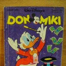 BDs: DON MIKI Nº 301 - CON DOS RECORTABLES DE SELECCIONES DE FUTBOL. Lote 105046947
