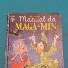 Tebeos: MANUAL MAGICA DON MIKI TIPO JÓVENES CASTORES. Lote 45495755