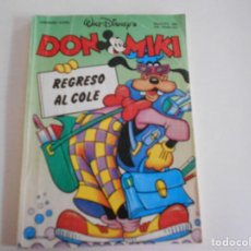 Tebeos: DON MIKI,REGRESO AL COLE,NUMERO 623. Lote 105983291