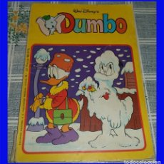 Tebeos: DUMBO N.º 33 - WALT DISNEY - EDITORIAL MONTENA 1981 . Lote 106664683