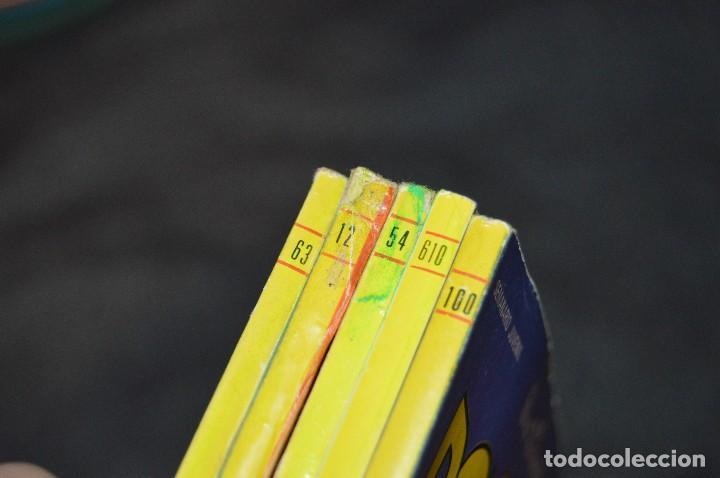 Tebeos: LOTE DE 5 EJEMPLARES DON MIKI - MONTENA - Nº 12, 54, 63, 100 Y 610 - AÑOS 70 - VINTAGE - HAZ OFERTA - Foto 9 - 107607971