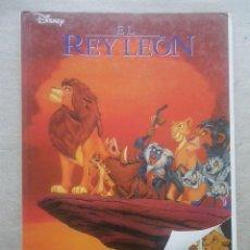 Tebeos: EL REY LEON DISNEY RBA BEASCOA 1994. Lote 255362895