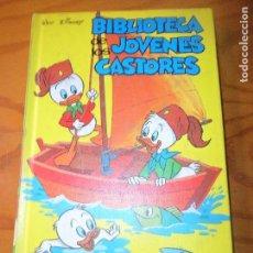 Tebeos: BIBLIOTECA DE LOS JOVENES CASTORES Nº 19 - MONTENA . Lote 110358535