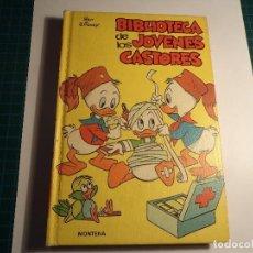 Tebeos: BIBLIOTECA DE LOS JOVENES CASTORES. Nº 4. (E-35) . Lote 110663511