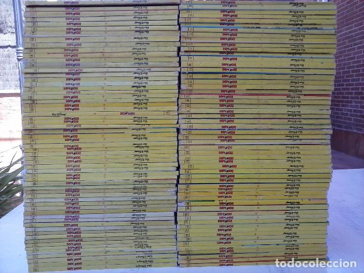 DON MIKI - EDI. MONTENA - LOTE DE 406 TEBEOS EN MUY BUEN ESTADO, VER NUMERACIÓN (Tebeos y Comics - Montena)