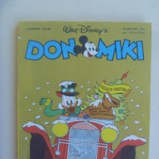 Tebeos: DON MIKI , DE WALT DISNEY . Nº 324 . DE MONTENA. Lote 112802291