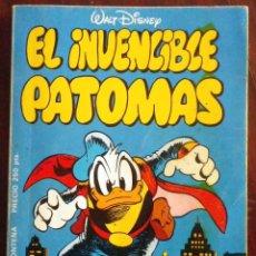 Tebeos: EL INVENCIBLE PATOMAS - MONTENA 1984 - PERFECTO!!!. Lote 113172483