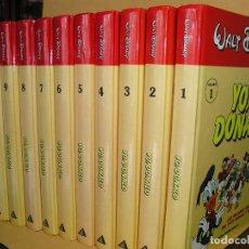 Tebeos: YO DONALD, COLECCIÓN COMPLETA, 10 TOMOS, ED. MONTENA / RUEDA, AÑO 1987, Z, 7A. Lote 156464496