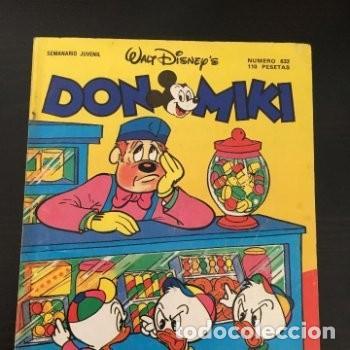 DON MIKI NÚMERO 632 (Tebeos y Comics - Montena)