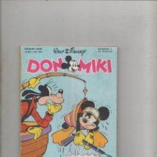 Tebeos: DON MIKI Nº 7 MONTENA WALT DISNEY - 1976.DA. Lote 117117119
