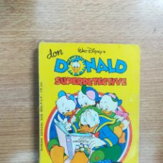 Tebeos: DONALD SUPERDETECTIVE. Lote 195703010