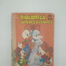 Tebeos: BIBLIOTECA DE LOS JOVENES CASTORES MONTENA 3 Y 5 . Lote 125286283