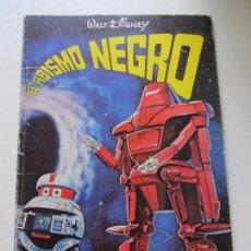 Tebeos: EL ABISMO NEGRO, WALT DISNEY -ED. MONTENA 1980 CS130. Lote 125287927