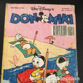 DON MIKI NUMERO 411 (Tebeos y Comics - Montena)