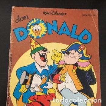 DON DONALD NÚMERO 58 (Tebeos y Comics - Montena)