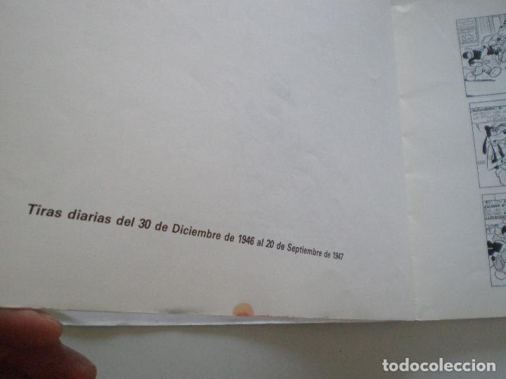 Tebeos: MICKEY MOUSE - Tiras Periodisticas 1947 (Bip-Bip, El Hombre Del 2000) - MONTENA 1987 // WALT DISNEY - Foto 2 - 134183690
