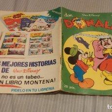 Tebeos: DON DONALD - Nº 30 - MONTENA - 1978 - WALT DISNEY. Lote 134265690