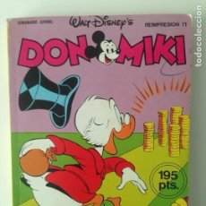 Tebeos: DON MIKI - 3 SEMANARIOS EN TOMO ED. MONTENA COMIC. Lote 134449182