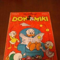Tebeos: DON MIKI N'8 DICIEMBRE 1976(PUBLICIDAD PANRICO). Lote 136148785