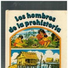 Tebeos: LOS HOMBRES DE LA PREHISTORIA -¿SABES POR QUÉ? - MONTENA-CANAL,1982.. Lote 137345698