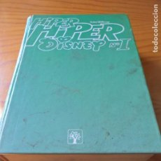 Tebeos: HIPER HIPER DISNEY Nº 1 PRIMAVERA -SUPER TOMO 580 PAGINAS - DON MIKI - . Lote 137641470