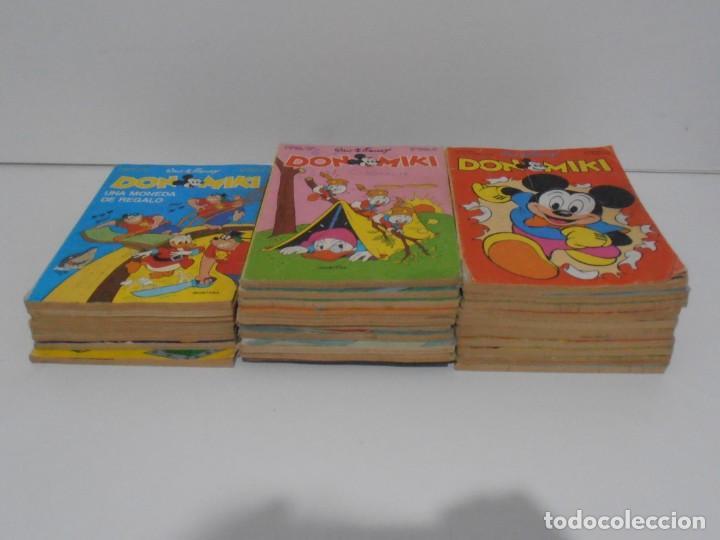 LOTE 29 DON MIKI, MONTENA, PRIMEROS NUMEROS, Nº1, USADOS (Tebeos y Comics - Montena)