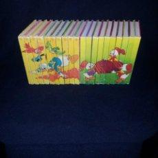 Tebeos: BIBLIOTECA DE LOS JOVENES CASTORES COMPLETA 20 TOMOS (COLECCIÓN COMPLETA) - MONTENA 1984. Lote 140150806