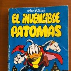 Tebeos - el invencible patomas - 140253882