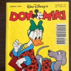 Tebeos: TEBEO CÓMIC DON MIKI DON MICKEY EDITORIAL MONTENA NO BRUGUERA 456. Lote 141547958
