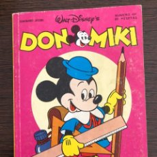 Tebeos: TEBEO CÓMIC DON MIKI DON MICKEY EDITORIAL MONTENA NO BRUGUERA 457. Lote 141547986