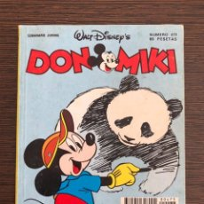 Tebeos: TEBEO CÓMIC DON MIKI DON MICKEY EDITORIAL MONTENA NO BRUGUERA 473. Lote 141548878