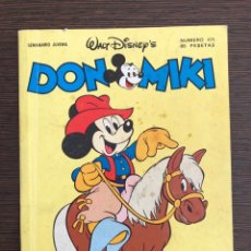 Tebeos: TEBEO CÓMIC DON MIKI DON MICKEY EDITORIAL MONTENA NO BRUGUERA 475. Lote 141548966