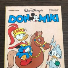 Tebeos: TEBEO CÓMIC DON MIKI DON MICKEY EDITORIAL MONTENA NO BRUGUERA 494. Lote 141549750