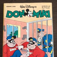 Tebeos: TEBEO CÓMIC DON MIKI DON MICKEY EDITORIAL MONTENA NO BRUGUERA 499. Lote 141549958