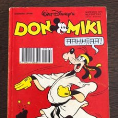 Tebeos: TEBEO CÓMIC DON MIKI DON MICKEY EDITORIAL MONTENA NO BRUGUERA 500. Lote 141549998