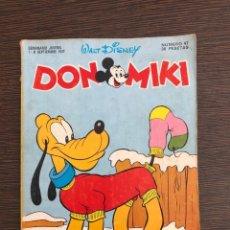 Livros de Banda Desenhada: REVISTA CÓMIC DON MIKI MONTENA NO BRUGUERA 47 . Lote 142236470
