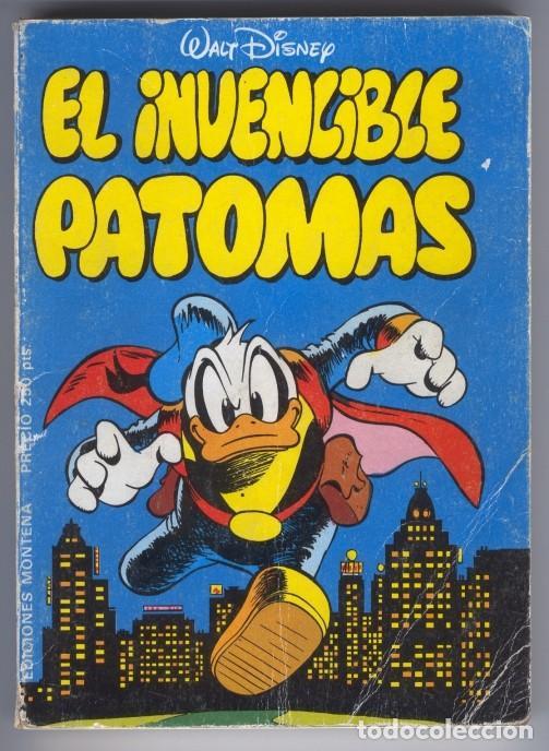 PATOMAS EL INVENCIBLE PATOMAS - FOTOS ADICIONALES (Tebeos y Comics - Montena)