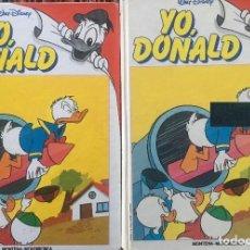 BDs: YO, DONALD. COLECCIÓN COMPLETA (6 TOMOS). Lote 145531874