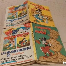 Tebeos: LA DINASTIA DE LOS PATOS TOMOS I Y II . Lote 147214542