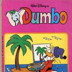 Tebeos: WALT DISNEY DUMBO *** EDICIONES MONTENA NÚMERO 39 AÑO 1982. Lote 147537478