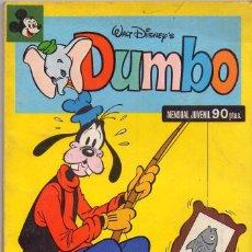 Tebeos: WALT DISNEY DUMBO *** EDICIONES MONTENA NÚMERO 32 AÑO 1981. Lote 147537642