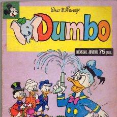 Tebeos: WALT DISNEY DUMBO *** EDICIONES MONTENA NÚMERO 11 AÑO 1979. Lote 147537782