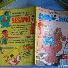 Tebeos: SEMANARIO JUVENIL DON MIKI Nº 494 WALT DISNEY MONTENA AÑO 1986 90 PESETAS. Lote 147629286